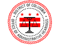 Office of Administrative Hearings logo